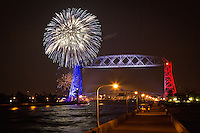 """Duluth Fireworks""<br />