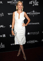NEW YORK CITY, NY, USA - SEPTEMBER 18: Kelly Rutherford arrives at the 2014 Icons Of Style Gala Hosted By Vanidades held at the Mandarin Oriental Hotel on September 18, 2014 in New York City, New York, United States. (Photo by Celebrity Monitor)