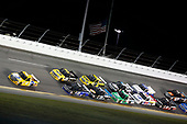 NASCAR Camping World Truck Series<br /> NextEra Energy Resources 250<br /> Daytona International Speedway, Daytona Beach, FL USA<br /> Friday 16 February 2018<br /> David Gilliland, Kyle Busch Motorsports, Pedigree Toyota Tundra<br /> World Copyright: Matthew T. Thacker<br /> LAT Images