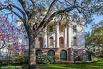 The South Carolina Historical Society in Charleston, South Carolina, USA