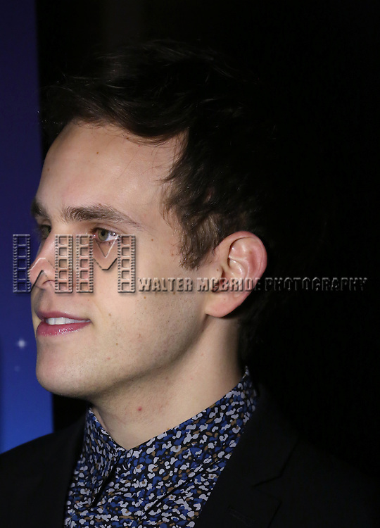 Taylor Trensch attends the Broadway Opening Night Performance After Party for 'The Curious Incident of the Dog in the Night-Time'  at Urbo on October 5, 2014 in New York City.