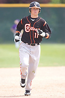 May 15, 2010 - Drew Vettleson of Central Kitsap High School in Silverdale, Washington, during a Class 4A West Central District tournament game against Puyallup High School at Kent Memorial Park in Kent, Washington.