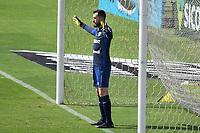 Rio de Janeiro (RJ), 06/06/2021  - Fluminense-Cuiabá - Walter goleiro do Cuiabá,durante partida contra o Fluminense,válida pela 2ª rodada do Campeonato Brasileiro 2021,realizada no Estádio de São Januário,na zona norte do Rio de Janeiro,neste domingo (06).