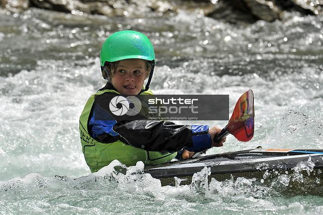 2014 Buller Fest, Boater Cross, Matakitaki River, Friday 28th February 2014, Murchison, New Zealand, Photos: Barry Whitnall/Shuttersport