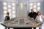 Colin & Bonnie  with 1980s Tardis Console_gallery