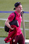 Atletico de Madrid's Kevin Gameiro before training session. May 9,2017.(ALTERPHOTOS/Acero)