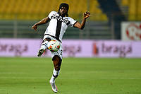 Gervinho of Parma in action during the Serie A football match between Parma and FC Internazionale at stadio Ennio Tardini in Parma ( Italy ), June 28th, 2020. Play resumes behind closed doors following the outbreak of the coronavirus disease. <br /> Photo Andrea Staccioli / Insidefoto