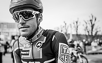 Greg Van Avermaet (BEL/BMC) pre-race<br /> <br /> 60th E3 Harelbeke (1.UWT)<br /> 1day race: Harelbeke › Harelbeke - BEL (206km)