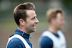 St Johnstone Training…07.09.17<br />Steven MacLean pictured during training at McDiarmid Park ahead of the home game against Hibs<br />Picture by Graeme Hart.<br />Copyright Perthshire Picture Agency<br />Tel: 01738 623350  Mobile: 07990 594431
