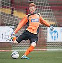 Queen's Park keeper Lucas Birnstinfil