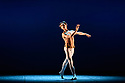 """London, UK. 07.04.19. Ivan Putrov presents """"Against the Stream"""", a mixed bill of ballet, at the London Coliseum.  The piece shown is: Dance of the Blessed Spirits, by choreographer, Sir Frederick Ashton.. The dancer is: Ivan Putrov. <br /> Photograph © Jane Hobson."""