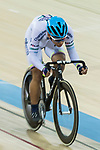 Chan Yik Ming Ricky of the X SPEED competes in Men Junior - Keirin Final during the Hong Kong Track Cycling National Championship 2017 on 25 March 2017 at Hong Kong Velodrome, in Hong Kong, China. Photo by Chris Wong / Power Sport Images