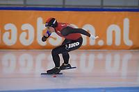 SCHAATSEN: HEERENVEEN: 26-10-2019, IJsstadion Thialf, KNSB trainingswedstrijd, Letitia de Jong, ©foto Martin de Jong