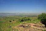 Golan Heights, Tel Faher or Mitzpe Golani