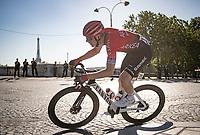 Connor Swift (GBR/Arkea Samsic)<br /> <br /> Stage 21 (Final) from Chatou to Paris - Champs-Élysées (108km)<br /> 108th Tour de France 2021 (2.UWT)<br /> <br /> ©kramon