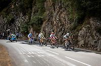 early break away group <br /> <br /> Stage 10: Saint-Flour to Albi (217.5km)<br /> 106th Tour de France 2019 (2.UWT)<br /> <br /> ©kramon