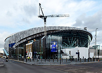 Tottenham Stadium Update - 22.01.2019