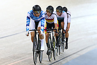 Aaron Gate compete in the Elite Men Omnium points race 30km during the 2020 Vantage Elite and U19 Track Cycling National Championships at the Avantidrome in Cambridge, New Zealand on Friday, 24 January 2020. ( Mandatory Photo Credit: Dianne Manson )