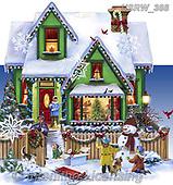 Randy, CHRISTMAS SANTA, SNOWMAN, WEIHNACHTSMÄNNER, SCHNEEMÄNNER, PAPÁ NOEL, MUÑECOS DE NIEVE, paintings+++++,USRW388,#x#