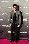 Pablo Lopez attends to the award ceremony of the VIII edition of the Cosmopolitan Awards at Ritz Hotel in Madrid, October 27, 2015.<br /> (ALTERPHOTOS/BorjaB.Hojas)