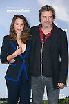 "Irene Escolar and Alberto San Juan attends the ""Las Ovejas No Pierden El Tren"" Presentation at Palafox Cinema, Madrid,  Spain. January 27, 2015.(ALTERPHOTOS/)Carlos Dafonte)"