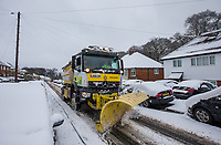 Snowfall in Wycombe - 01.02.2019
