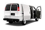 Car images of 2020 Chevrolet Express-Cargo WT 4 Door Cargo Van Doors