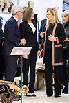Queen Letizia of Spain and the President of the Community of Madrid, Cristina Cifuentes attends the opening of the international tourism  fair FITUR in Ifema fairgrounds in Madrid, January 20, 2016. <br /> (ALTERPHOTOS/BorjaB.Hojas)
