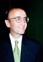 ID :  pr_99-06-10-O 22.jpg<br /> <br /> D&K :  Montreal, June 10, 1999 File Photo of<br /> New York Stock Exchange (NYSE) President<br /> Richard Grasso .<br /> Photo  by Pierre Roussel, (c) 1999