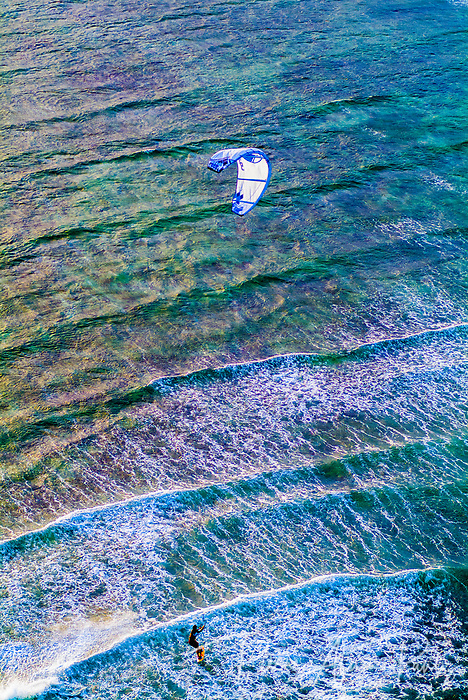 Flysurf à Nouméa