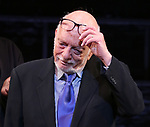 Hal Prince during the Broadway Opening Night performance Curtain Call for 'The Prince of Broadway' at the Samuel J. Friedman Theatre on August 24, 2017 in New York City.