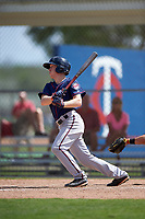 Minnesota Twins Tanner English (4) during a minor league Spring Training intrasquad game on March 15, 2016 at CenturyLink Sports Complex in Fort Myers, Florida.  (Mike Janes/Four Seam Images)
