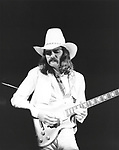 Allman Brothers 1979 Dickey Betts.© Chris Walter.