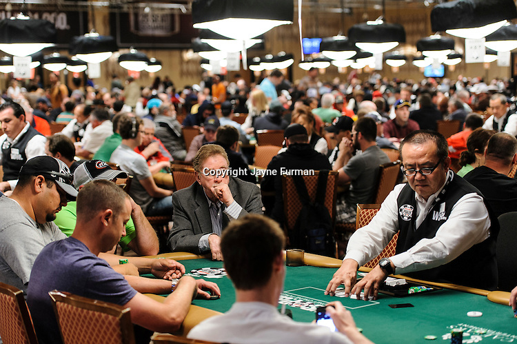 Event 19 players pack the Brasilia Room