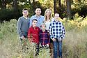 Hansen Family Fall Petite