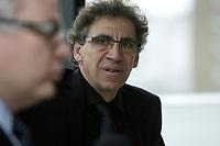 Christian Yacarinni in  November,2012.<br /> <br /> File Photo : Agence Quebec Presse