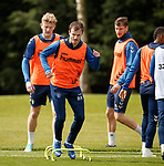 09.05.2019 Rangers training: Andy Halliday