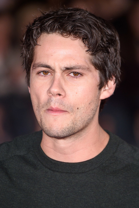 "Dylan O'Brien<br /> arriving for the ""Maze Runner: The Death Cure"" Fan Screening at the Vue West End, Leicester Square, London<br /> <br /> <br /> ©Ash Knotek  D3370  22/01/2018"