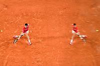 Novak Djokovic (srb) <br /> Parigi 09/10/2020 Roland Garros <br /> Tennis Grande Slam 2020<br /> French Open <br /> Photo JB Autissier / Panoramic / Insidefoto <br /> ITALY ONLY