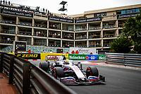 22nd May 2021; Principality of Monaco; F1 Grand Prix of Monaco, qualifying sessions;  47 SCHUMACHER Mick (ger), Haas F1 Team VF-21 Ferrari
