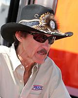 "DAYTONA BEACH, FL - FEBRUARY 17: Richard ""The King"" Petty  at Daytona International Speedway in Daytona Beach, Florida.   (Photo by Storms Media Group)<br /> <br /> People;  Richard ""The King"" Petty"