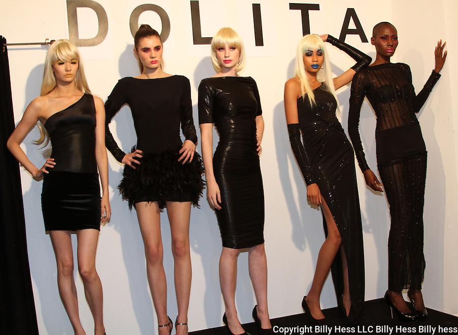 Dolita Paris Fashion Show Roger Smith Hotel NYC