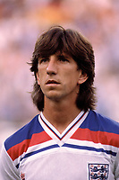 5th July 1982  Copyright: Paul Mariner (England); ; Mariner died on 9th July from a brain cancer at age 68