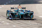 Luca Filippi of Italy from NIO Formula E Team competes in the Formula E Non-Qualifying Practice 2 during the FIA Formula E Hong Kong E-Prix Round 1  at the Central Harbourfront Circuit on 02 December 2017 in Hong Kong, Hong Kong. Photo by Marcio Rodrigo Machado / Power Sport Images