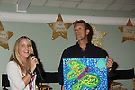Kristen Alderson & All My Children Walt Willey is host at A Night of Stars on May 14 at Bistro Soleil, Olde Marco Inn, Marco Island, Florida - SWFL Soapfest Charity Weekend May 14 & !5, 2011 benefitting several children's charities including the Eimerman Center providing educational & outfeach services for children for autism. see www.autismspeaks.org. (Photo by Sue Coflin/Max Photos)