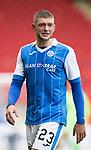 St Johnstone FC Season 2017-18<br />Liam Gordon<br />Picture by Graeme Hart.<br />Copyright Perthshire Picture Agency<br />Tel: 01738 623350  Mobile: 07990 594431