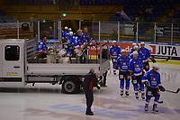 IJSHOCKEY: HEERENVEEN: UNIS Flyers - Ahoud Devils, uitslag 2-5, ©foto Martin de Jong