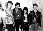 Joan Jett 1980 with the Blackhearts