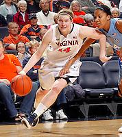 20120106 North Carolina Women's ACC basketball vs Virginia