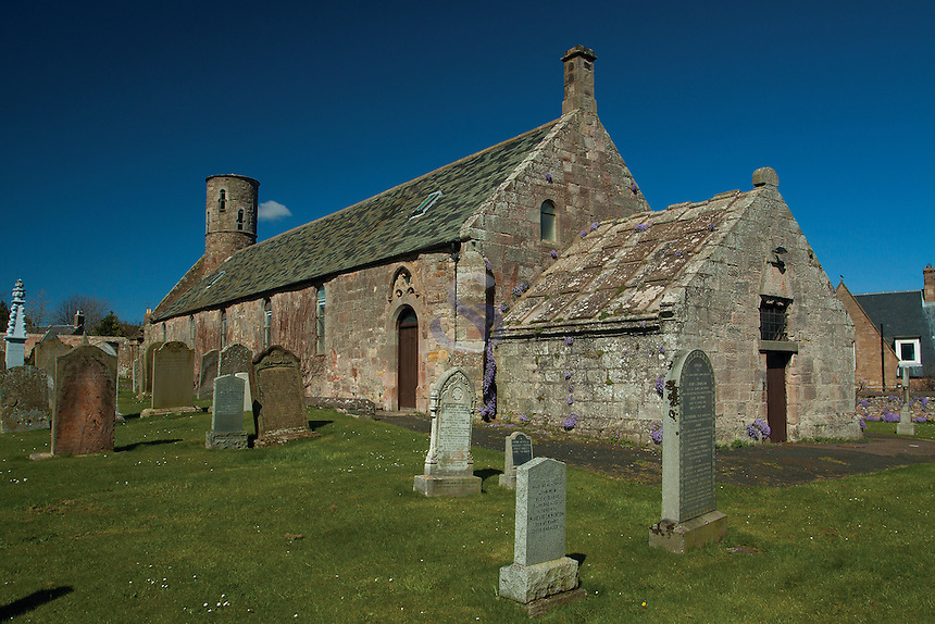 St Helen's Church, Cockburnspath, Scottish Borders